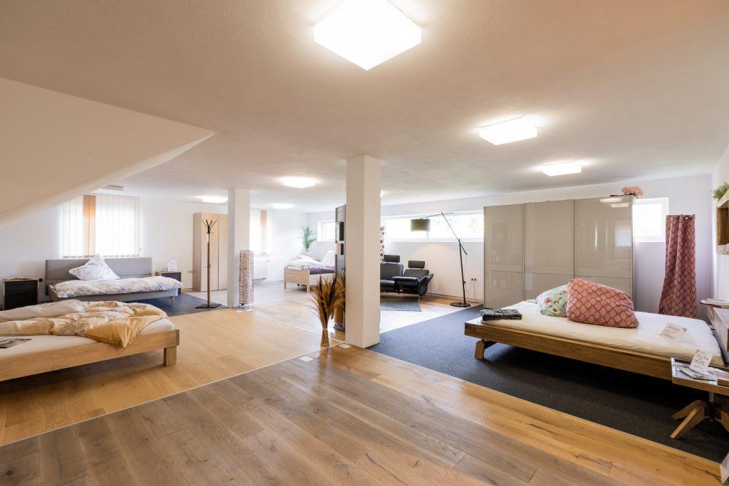 Schlafzimmerneubau